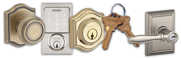 Residential Locksmith Door Hardware
